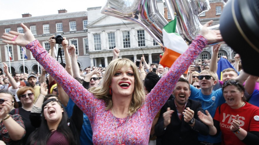 Image result for Gay ireland