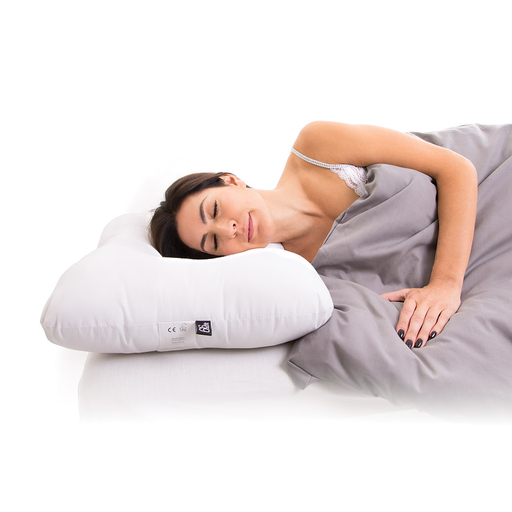 Have you tried an orthopaedic pillow for a better nights