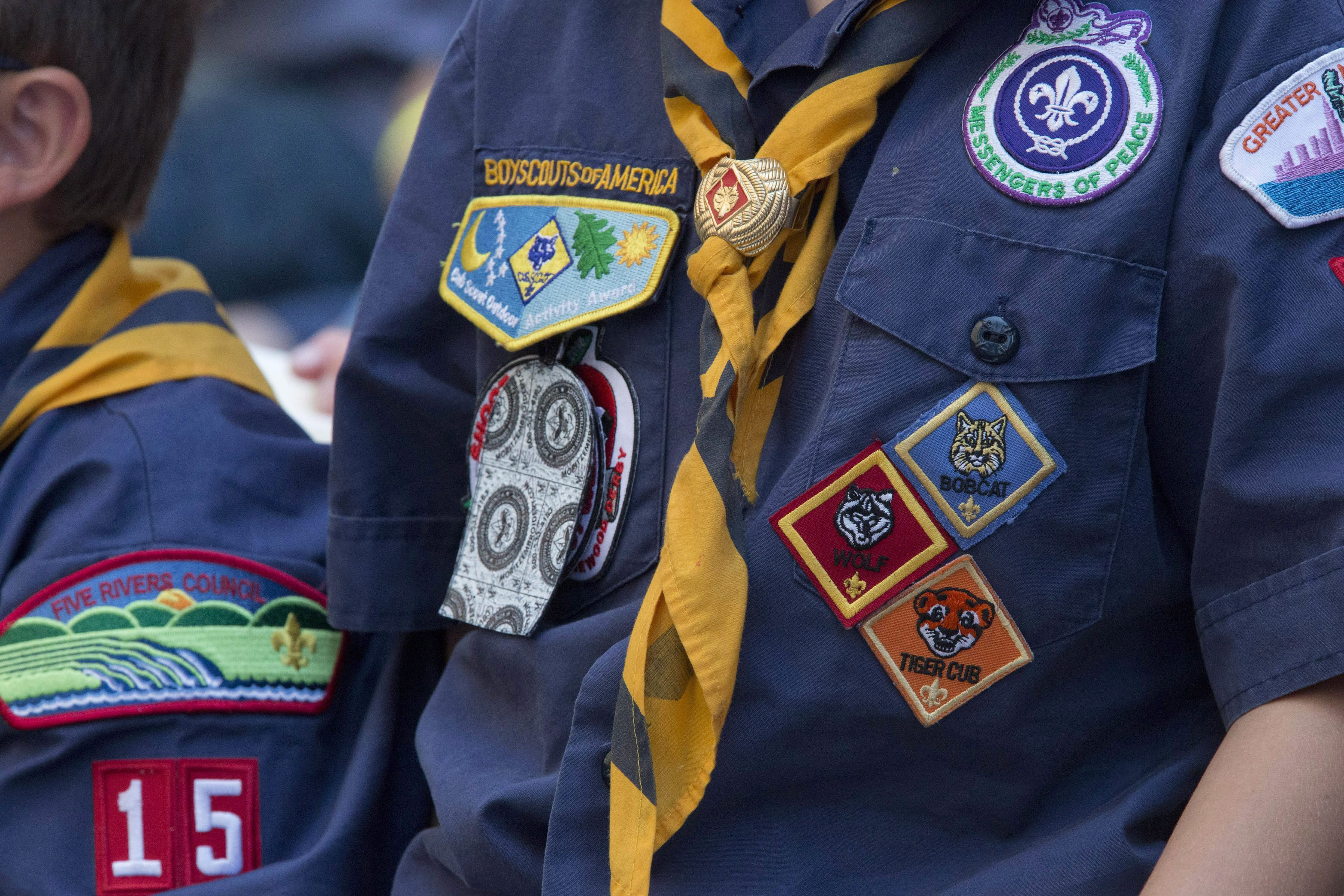 Boy Scouts To Admit Girls Into Cub Scouts Eagle Scouts