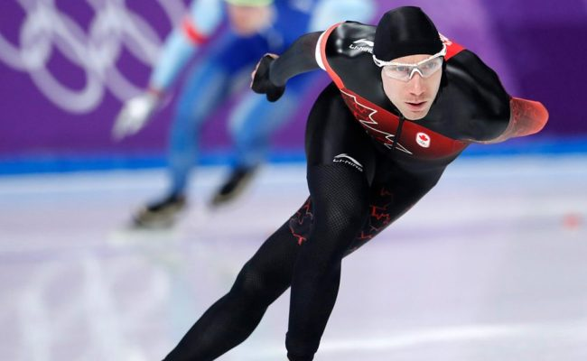 Ted Jan Bloemen Wins Gold In 10 000 Metres With Olympic