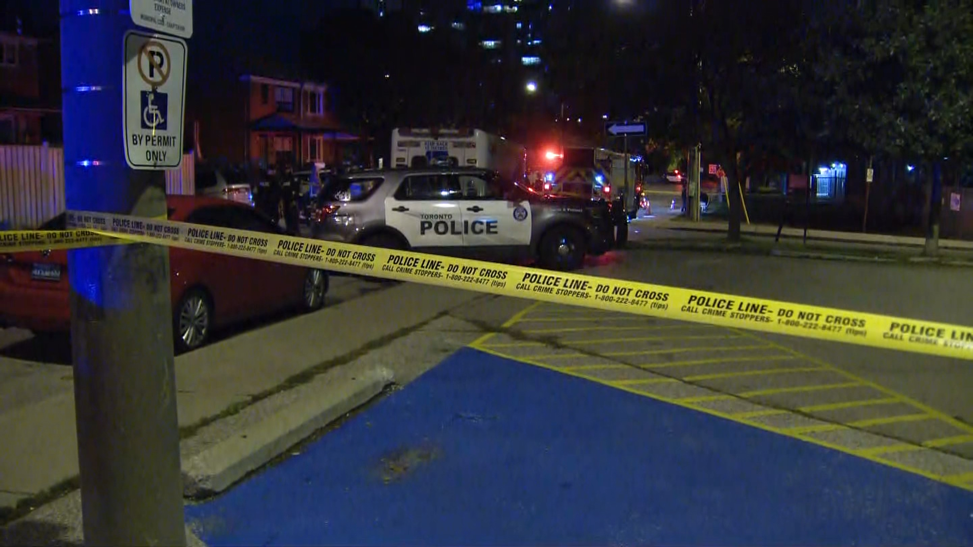 hit-and-run, East York
