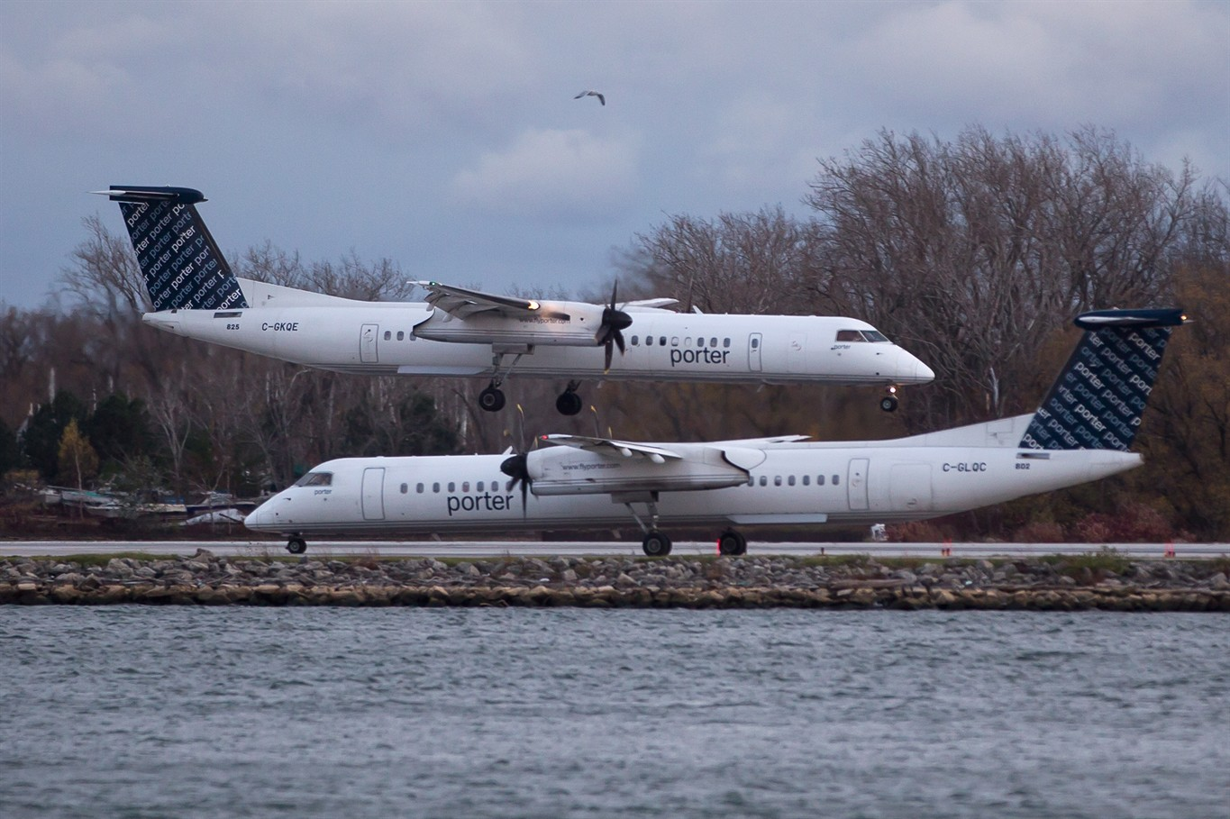 Porter Airlines, Air Transat and Air Canada temporarily suspending ...