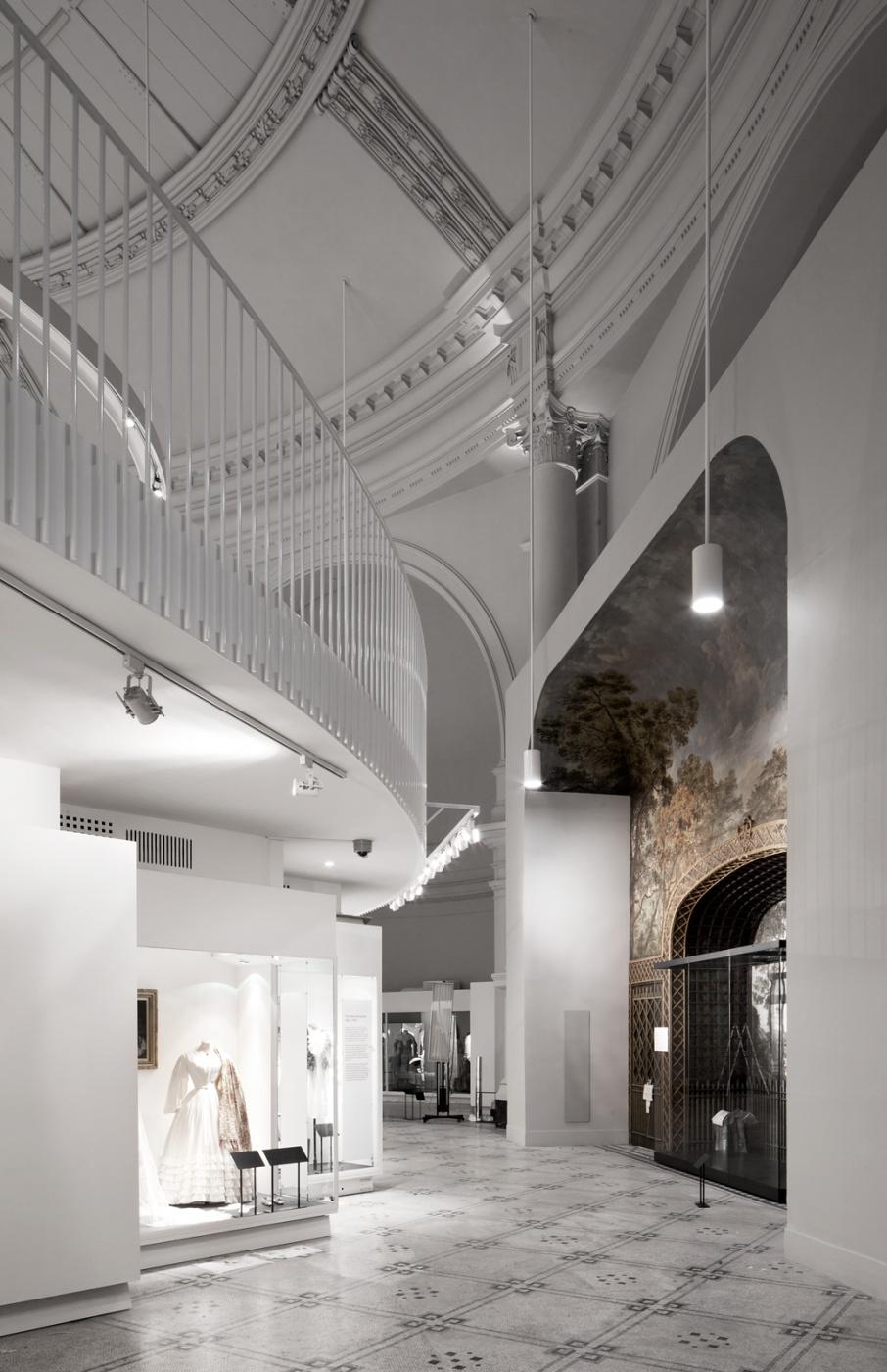 6a architects  Victoria  Albert Museum