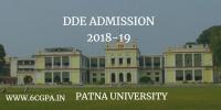 dde-admission2018-patna-university