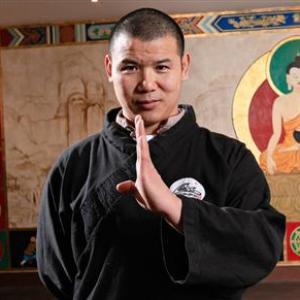 Shi Yan Zi: real master