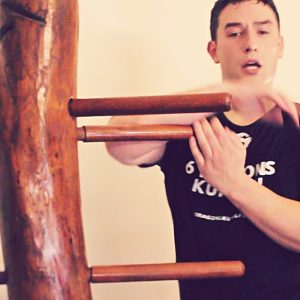 5 wooden dummy drills / exercises ideal for beginners