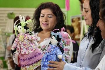 Artesanos de Corregidora ya cuentan con un espacio digno para ofrecer sus productos a visitantes