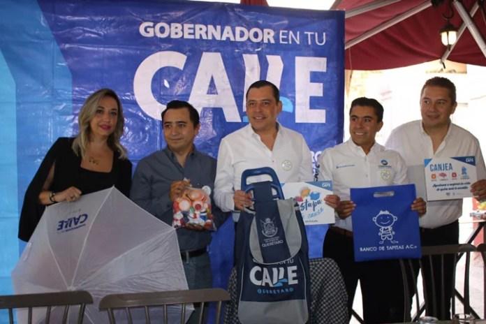 """""""Destapa tu Causa"""" entregará carritos ecológicos y sombrilllas a cambio de tapitas en todo Querétaro"""