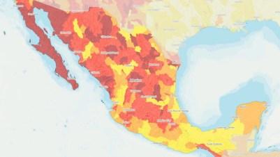 """Querétaro es uno de los estados con mayor """"estrés hídrico"""" en México"""