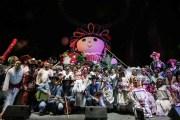 Clausuran Encuentro de las Culturas Populares y Pueblos Indígenas de Querétaro; #Lele se llevó la noche