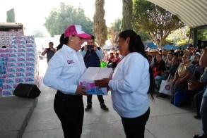 DIF Corregidora apoya a 2 mil 400 familias en su economía
