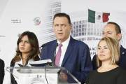 Llaman senadores del PAN a respetar la ley; consideran que la democracia mexicana está en riesgo