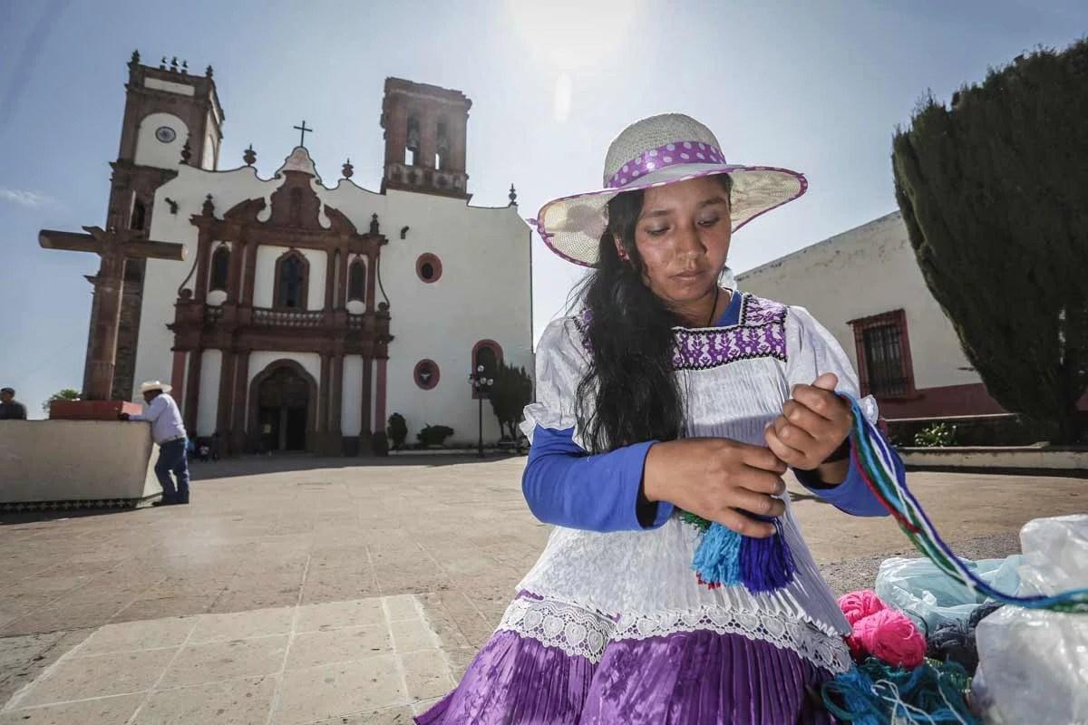 Este lunes acaba el 7mo. Festival Nacional y Concurso de Muñecas Artesanales de Amealco.