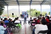 Se reúne Agustín Dorantes con militancia panista de la Sierra Gorda