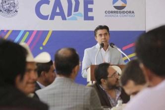 Juntos, avanzamos más: Roberto Sosa a Consejos Ciudadanos de Corregidora