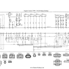 Spotlight Wiring Diagram Hilux Mtd Snow Thrower Parts Beams Ae86 New Images Beam