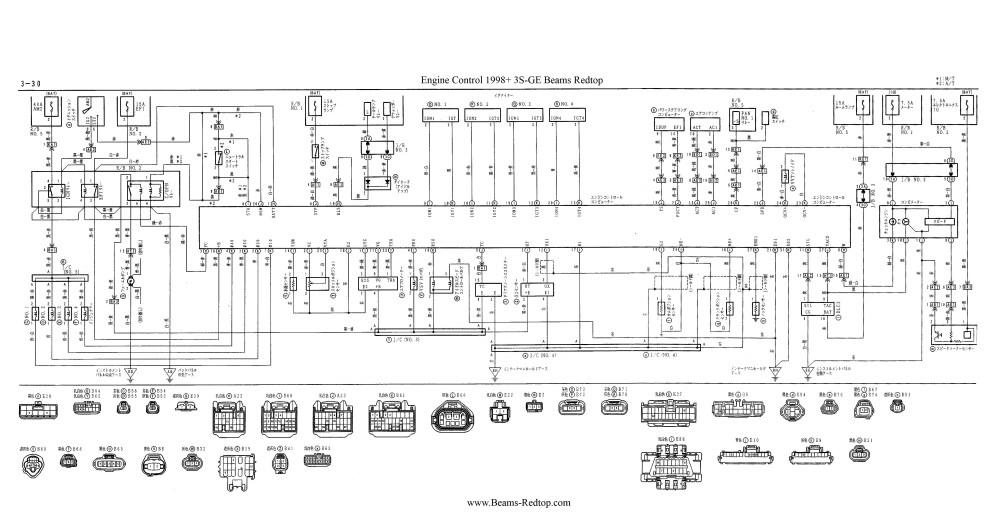 medium resolution of how to 3s ge beams wiring into usdm celica 6g celicas forums hoist wiring diagram beams wiring diagram