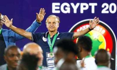I'll make Eagles champions of Africa