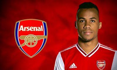 Arsenal sign Gabriel Magalhaes