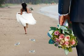 Bride Abandons Groom At Altar