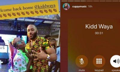 DJ Cuppy Welcomes Kiddwaya