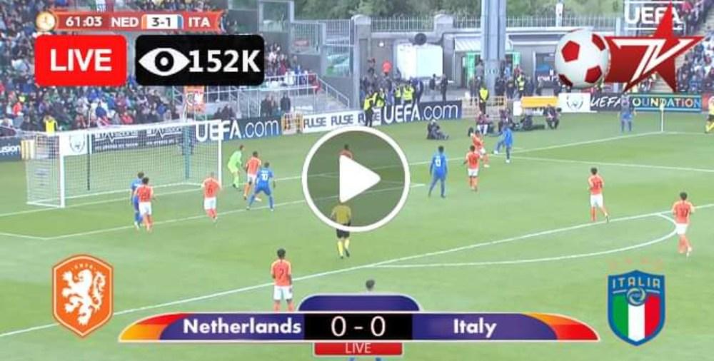 Watch Netherland vs Italy