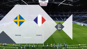 Watch Sweden vs France