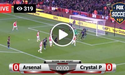 Watch Arsenal vs Crystal Palace Live