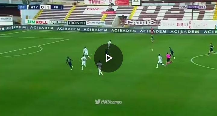 Watch Mesut Ozil Impressive debut for Fenerbahce