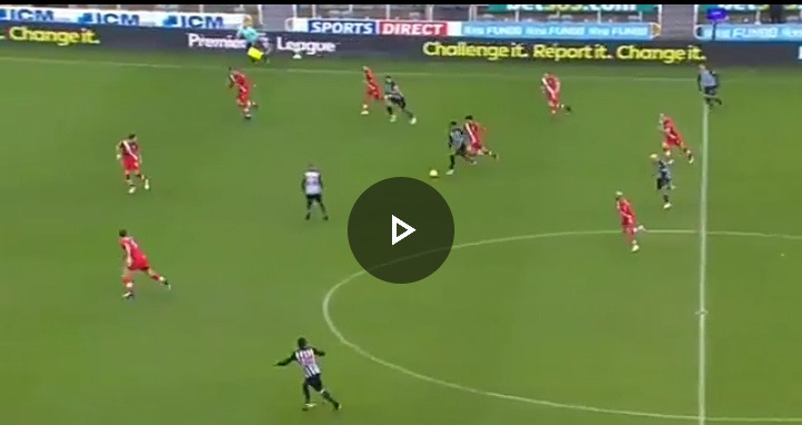 Watch Joe Willock great goal in Newcastle 3-2 win over Saints