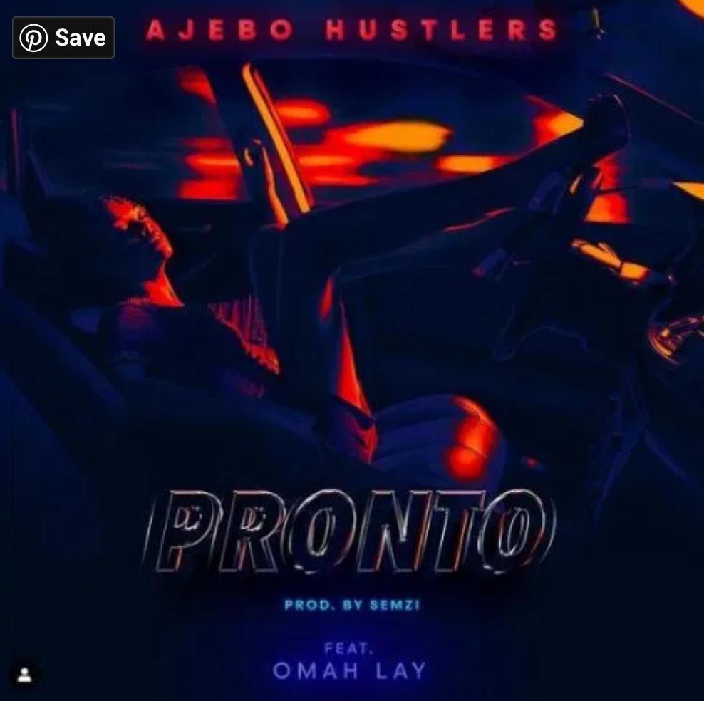 Omah Lay – Pronto Mp3