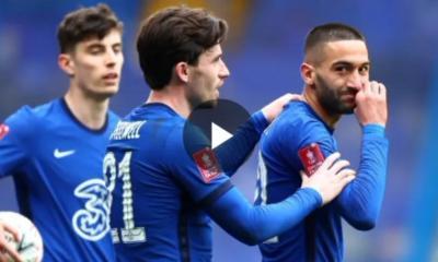 Hakim Ziyech Wonderful Goal