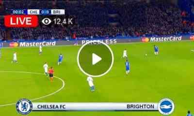 Watch Chelsea vs Brighton