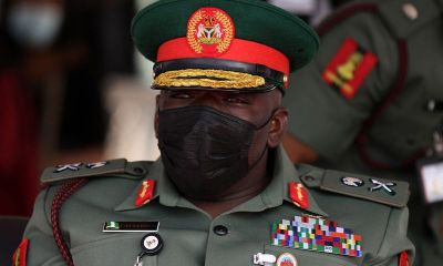 Nigerian Chief of Army Last Interview