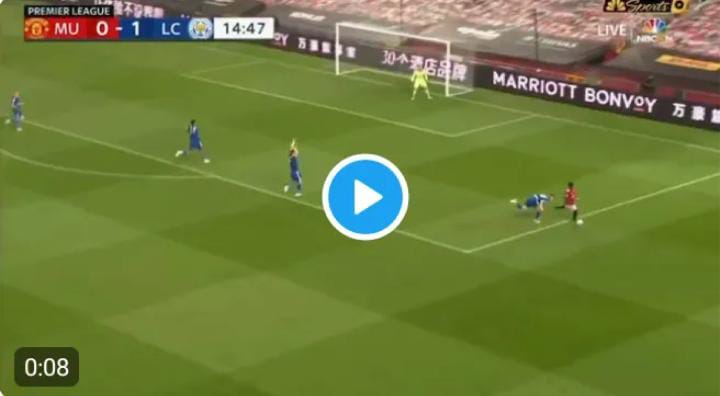 Watch Mason Greenwood Wonderful Goal