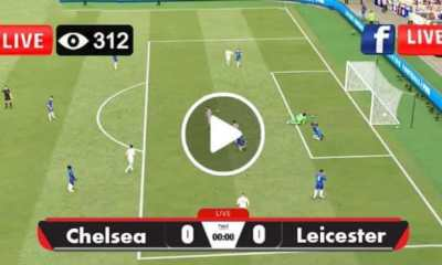 Watch Chelsea vs Leicester city Live