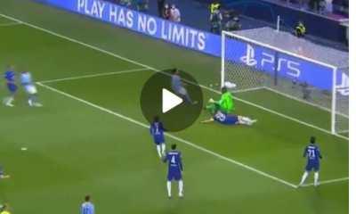 Watch Chelsea All Incredible Defending Display Against Man City