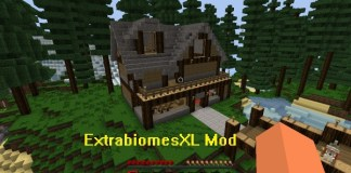 ExtrabiomesXL Mod 1.12.2/1.11.2