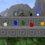 Minecraft Fireworks