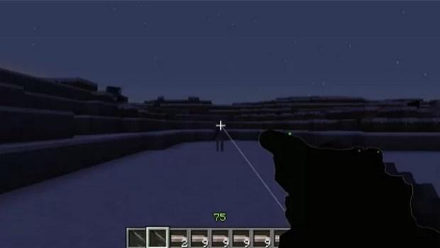 Crysis Gun Minecraft