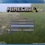 Minecraft Forge installed
