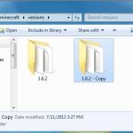 Minecraft 1.6.2 duplicate