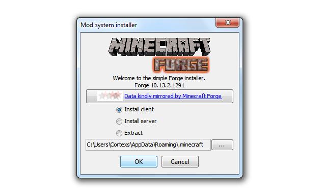 minecraft-forge - 6Minecraft