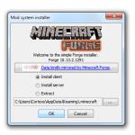 Minecraft Forge 1.8.1