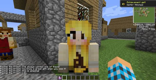 Minecraft Comes Alive 1.9.4