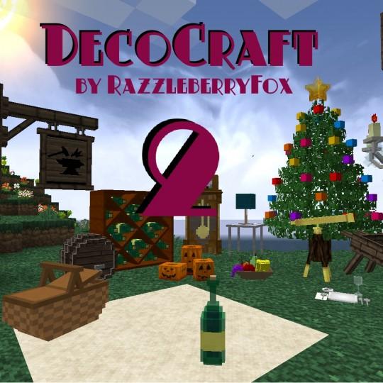 Decocraft 2 Mod 1.15.1
