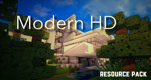 Modern HD Resource Pack 1.16.3