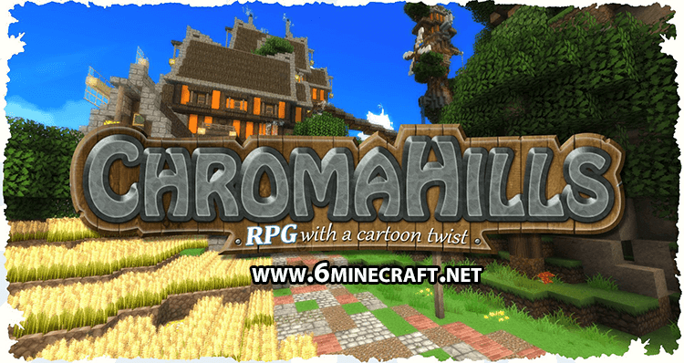 Chroma Hills Resource Pack 1.16