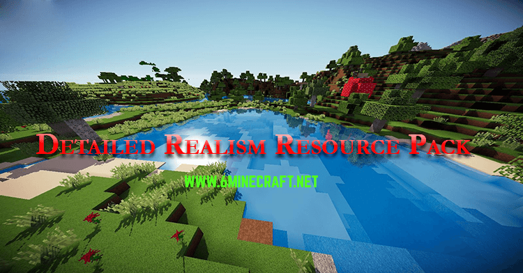 Detailed Realism Resource Pack 1.16.4