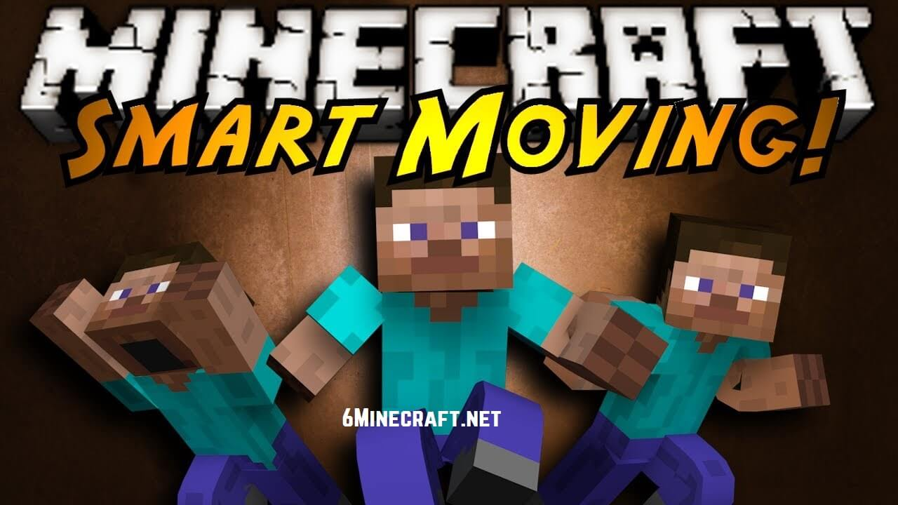 Smart Moving Mod 1.15.1